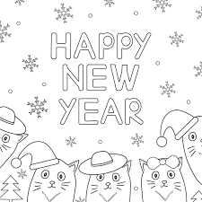 You might also be interested in coloring pages from winter. New Year January Coloring Pages Printable Fun To Helpds Welcome Printables 30seconds Mom H Remarkable Samsfriedchickenanddonuts