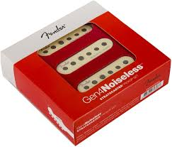gen 4 noiseless stratocaster® pickups accessories tap to expand