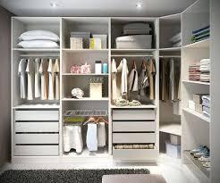 ikea built in closet corner wall units organizer wardrobes closets easy bedroom diy walk