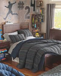 Cool Kids Football Bedroom Ideas