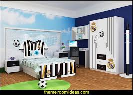 Marvelous Soccer Themed Rooms 50 Sports Bedroom ...