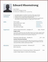 015 Professional Resume Templates To Download Template Wonderful