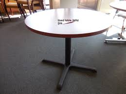used round table 36rd