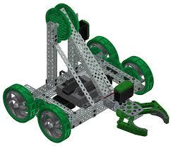 Edr Design Vex Robot Designs Vex Robotics Clawbot Engineering