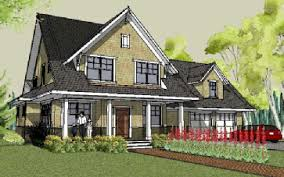 craftsman house plan   open floor plan   the stillwater craftsmanunique craftsman home design   open floor plan Craftsman House