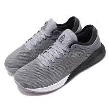 Reebok Nano Size Chart Details About Reebok Nano 9 Grey Black White Men Crossfit Cross Training Shoes Sneakers Fu6827