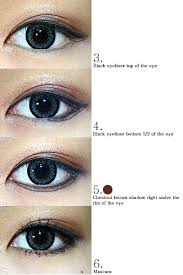 eye makeup korean eye makeup miss vixenu0026 39 s vanity korean eye