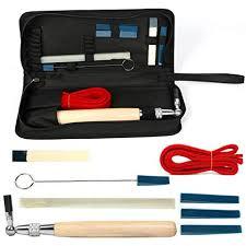 Yaetek Pack of 9 Pieces Piano Tuner Tools Including ... - Amazon.com