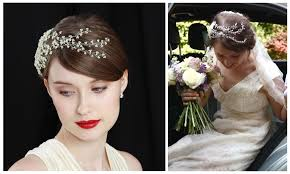 pearl catriona hair vine wedding accessories