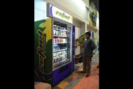 "Vending Machine Price In Karachi Enchanting PSO Launches Its ""Refuel"" Vending Machines At PSO Retail Outlets"