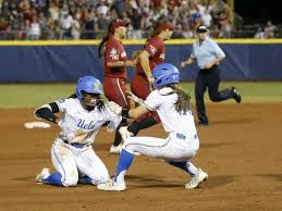 Softball League Schedule Maker Watch The Top Plays From An Amazing Womens College World Series Won By Ucla In Oklahoma City