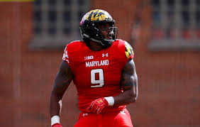 NFL Draft 2019: New England trade up to draft Maryland DL Byron Cowart in  5th round - masslive.com
