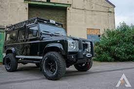 Land Rover Defender 90 And 110 For Sale And Build To Order To Usa Canada Land Rover Defender Land Rover Defender 110