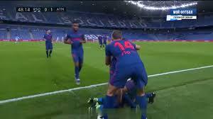 Обзор матча Реал Сосьедад - Атлетико М 22.12.2020