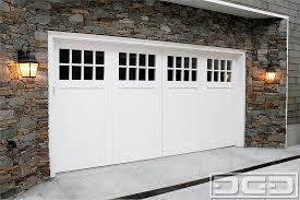 coastal cottage 10 custom architectural garage door
