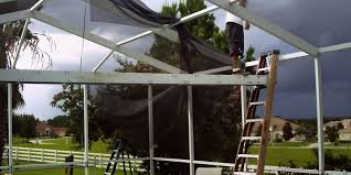 fix your pool screen roof panels diy for daredevils