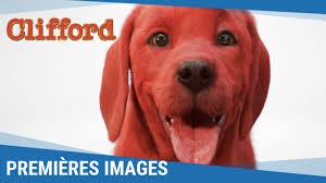 Clifford le gros chien rouge tire bien trop sur la laisse