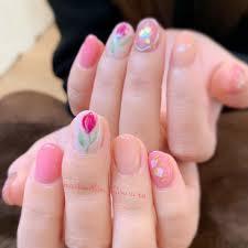 春nail Flower Art Nail Salon Sourireネイルサロンスーリール Nail