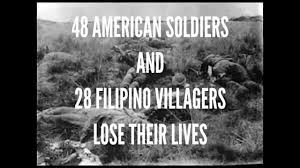 Image result for balangiga massacre