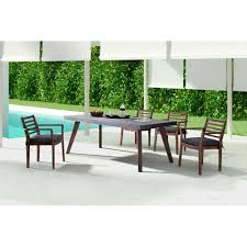 Industrial Extending Dining Table Modern Wood Outdoor Dining Table Modern Dining Table Set