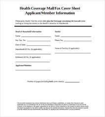 9+ Fax Cover Sheet Templates – Free Sample, Example, Format Download ...