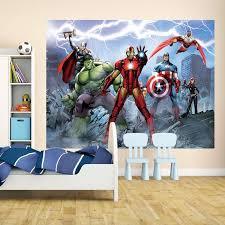 Superhero Bedroom Decorations Kids Room Amazing Spiderman Wall Decal Mural Kids Boys Bedroom