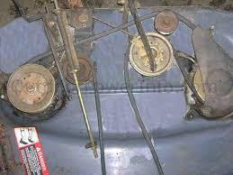 installation, repair and replacement of john deere scotts 1642h Scotts S2046 Wiring Diagrams john deere scotts 1642h hydro drive belt deere scotts 1642h deck