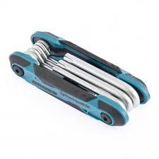 Купить <b>Набор ключей имбусовых</b> Tamper-Torx, TT10-TT40, CrV ...