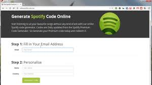 spotify premium code generator 2016 must see