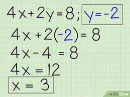 3 ways to solve systems of algebraic