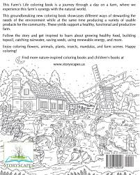 amazon this farm s life coloring book farming with nature s organic gardening storyscapes book 9780997520248 erik ohlsen books
