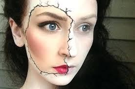 demon makeup ideas easy demon makeup ideas zombie easy