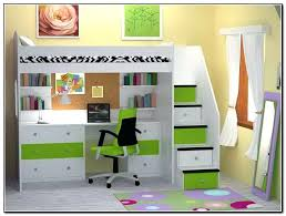 loft bed with desk underneath green accent loft bed idea with desk table and storage ikea loft bed with desk