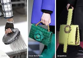 chanel bags 2018. fall/ winter 2017-2018 handbag trends: jewel-encrusted bags chanel 2018 h