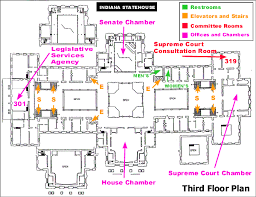 Location and Maps Indiana General Assembly 2018 Session
