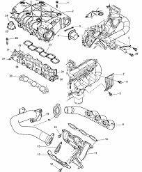 4648983aa genuine mopar gasket crossover pipe rh moparpartsgiant 2005 chrysler pacifica touring 3 5 serpentine belt 04 chrysler pacifica wiring diagram