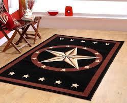 western area rugs 5 7 texas western star rustic cowboy decor area rug ndash western linens