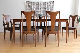 Mid Century Modern Broyhill Sculptra Dining Set Apartment
