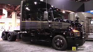 2018 Mack Anthem 70inch Standup Sleeper Truck - Walkaround - 2017 NACV Show Atlanta