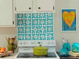 hand painted tile backsplash ceramic