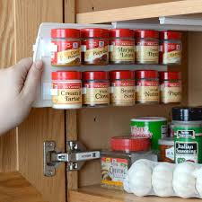 Kitchen Spice Storage Owlatroncom A Spicy Shelf Spice Rack