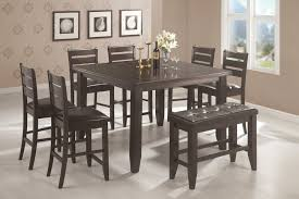 Pub Style Kitchen Table Sets Pub Style Dining Room Set Duggspace