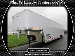 2019 featherlite trailers 4941 44 enclosed car hauler