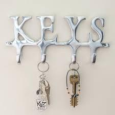 decorative key holder for wall uk rack mounted