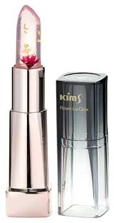 Kims <b>Помада</b>-<b>бальзам Flower Lip</b> Glow Crystal Red — купить по ...