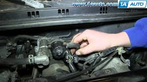 how to install replace throttle position sensor tps suzuki xl 7 how to install replace throttle position sensor tps suzuki xl 7