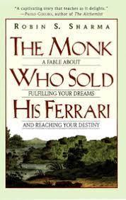 El monje que vendió su ferrari es la sugerente y emotiva historia de julian mantle, un super abogado cuya vida estresante, desequilibrada y obsesionada con el dinero acaba provocándole un infarto. The Monk Who Sold His Ferrari Wikipedia