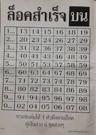 Today Thailotteryguru Upload The Thai Lottery Dubai Paper