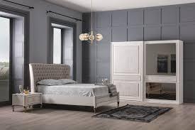 Schlafzimmer Komplett Set Arwen Möbelland24