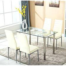 amazon small kitchen table and chairs amazon 5 piece gl